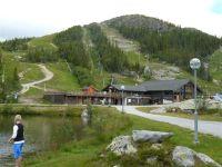 Schronisko w górach