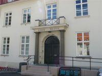 Biblioteka publiczna w miasteczku Rjukan