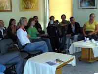 Skupienie w trakcie prezentacji