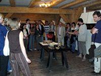 Pierwsze minuty w Muzeum Piernika