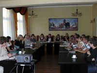 Polacy i Litwini w trakcie żywej dyskusji