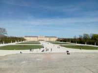 Ogrody Schonbrunn